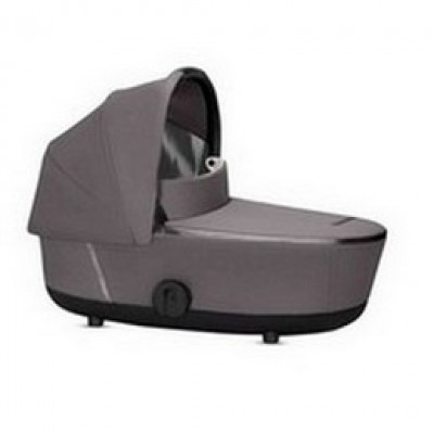 Nacelle Cybex Lux cot Mios, Soho Grey 2020